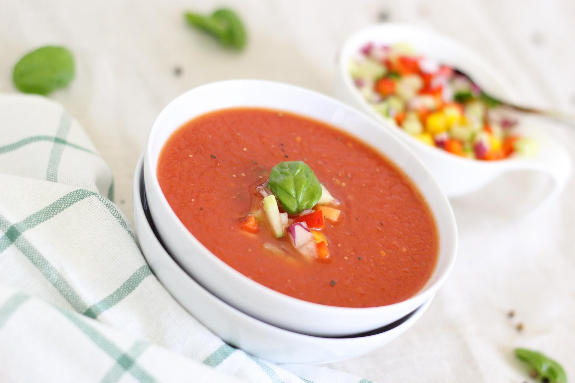 Receta: Sopa de tomate