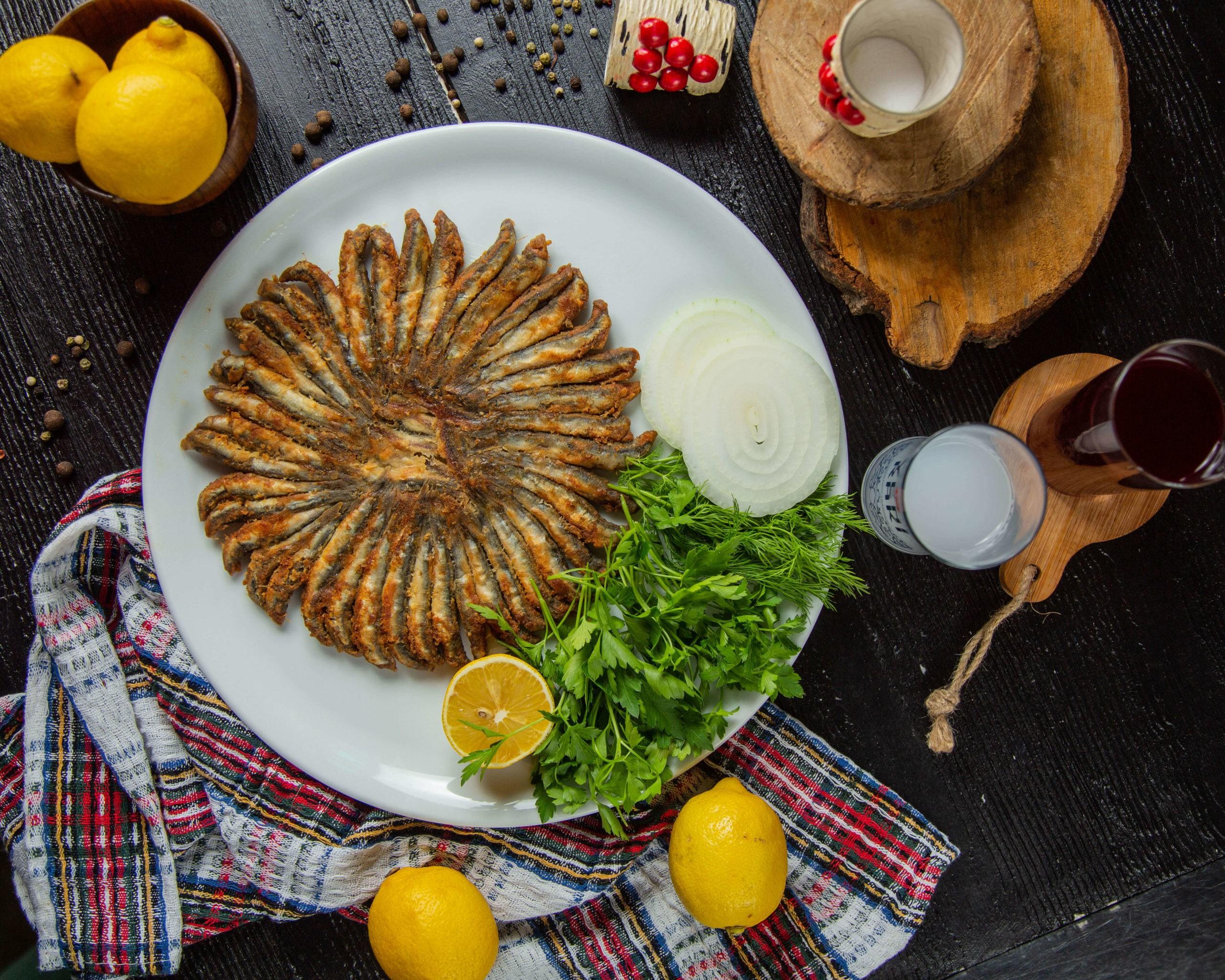 receta de boquerones fritos