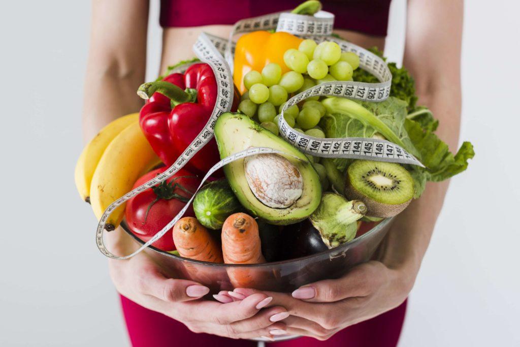 dieta baja en grasas